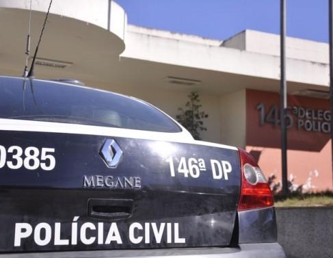 Fachada da 146ª Delegacia de Polícia (Guarus)