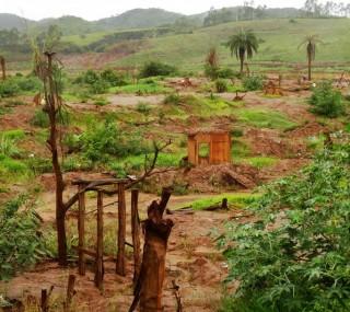 Novembro marca um ano do rompimento da barragem da Samarco, em Minas