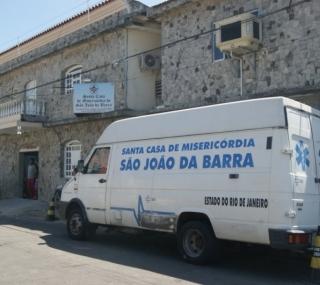 Santa Casa em SJB
