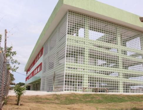 Unidades de ensino superior em Campos