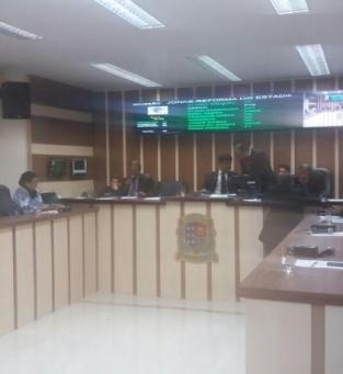 Reunião da Câmara de São João da Barra