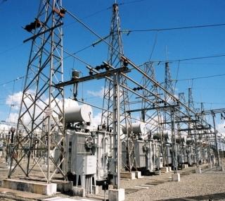 Torre de energia elétrica