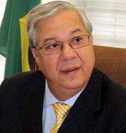Jonas Lopes, ex-presidente do TCE