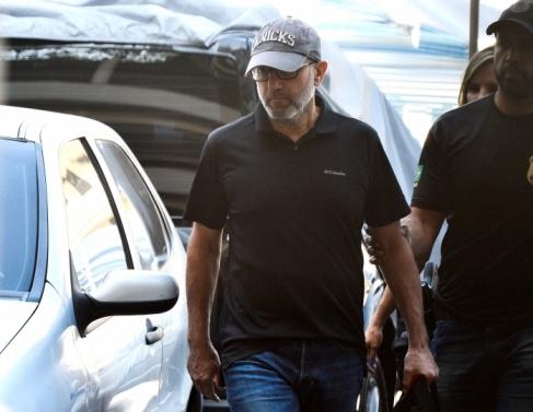Sérgio Côrtes é preso na fatura exposta