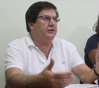 Diretor do CRDI Luiz José de Souza