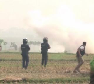 Operação em Bangladesh