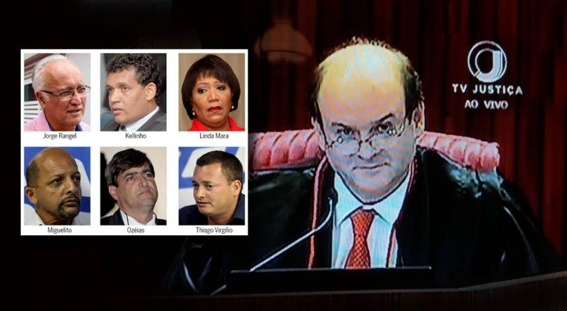A semente plantada pela ex-ministra Luciana Lóssio, a fada madrinha de Garotinho, em sua última sessão no TSE, foi irrigada pelo novo ministro Tarcisio Vieira