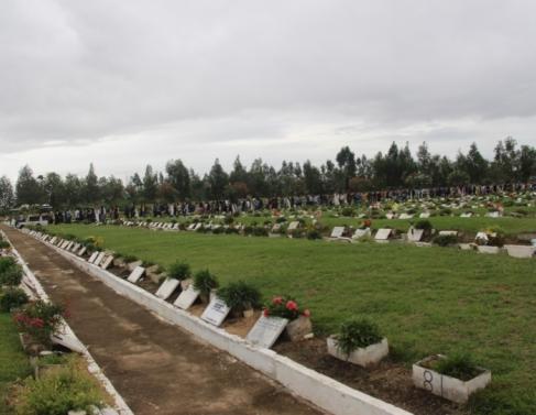 Jovem foi sepultado com homenagens