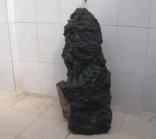 Esmeralda gigante encontrada na Bahia