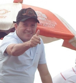 Neco, ex-prefeito de SJB