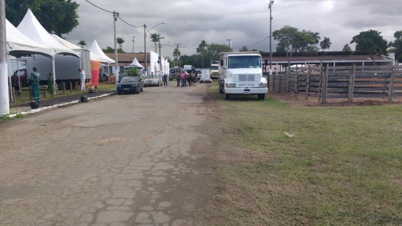 Últimos preparativos para 58ª Expoagro de Campos