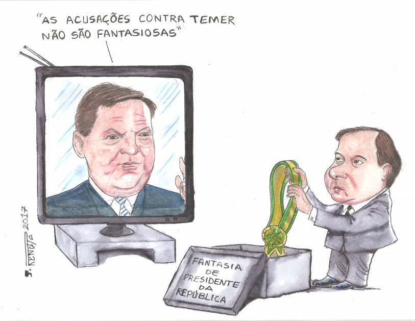 Charge do dia 11/07