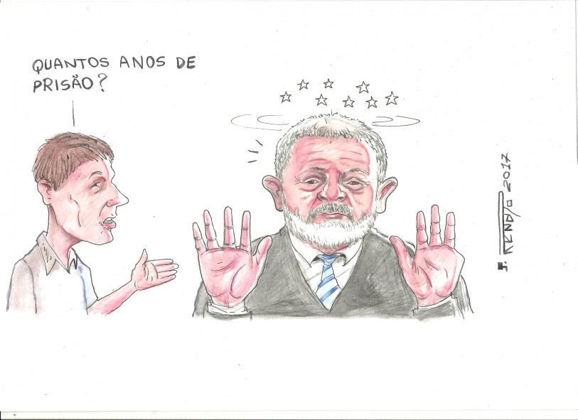 Charge do dia 13/07