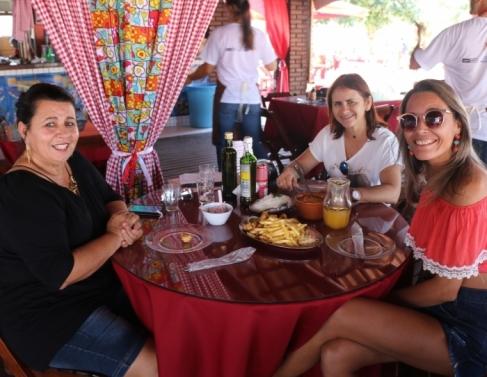 Arraía Gastronômico em Grussaí