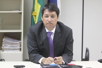Ralph Manhães é o responsável pela 100ª Zona Eleitoral