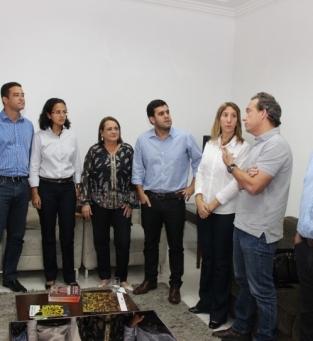 Reunião da Ompetro