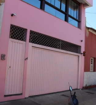 Casa da ex prefeita Rosinha na Lapa