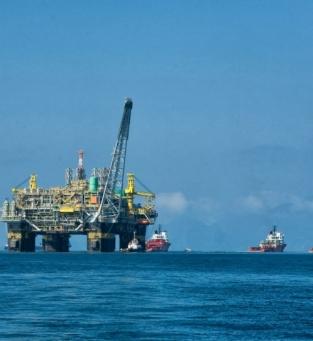 Petróleo na bacia de Campos