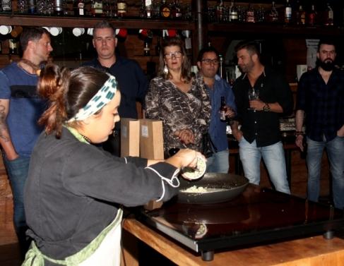 Na Pelinca, 23 restaurantes participam