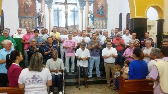 No domingo, 13 de agosto, a Paróquia de São José realizou mais um Café com o Padre,