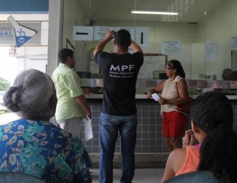 Vistoria do MPF