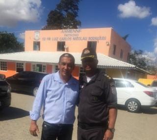 Gilson de Souza e Fabiano Santos