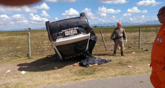 Policiais Civis morreram em acidente