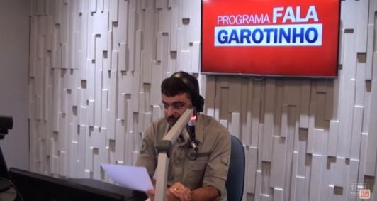 Comunicador Cristiano Santos