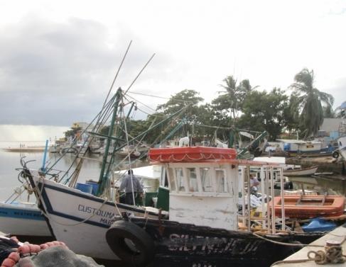 Entreposto foi liberado para ancoradouro em julho