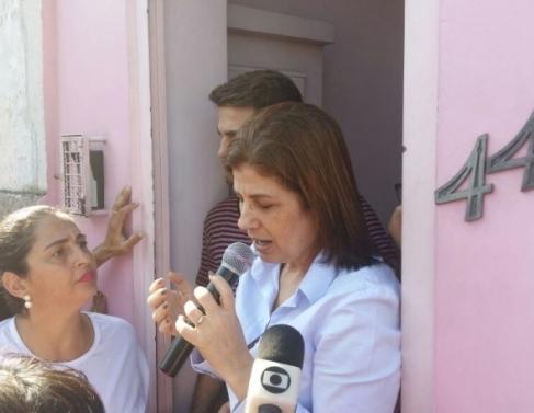 Rosinha falou sobre decisão