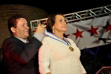 Até 2013, Carla e Neco foram aliados, mas, nas mudanças da política, se tornaram adversários