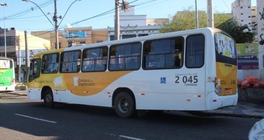 Ônibus da Turisguá voltam a circular