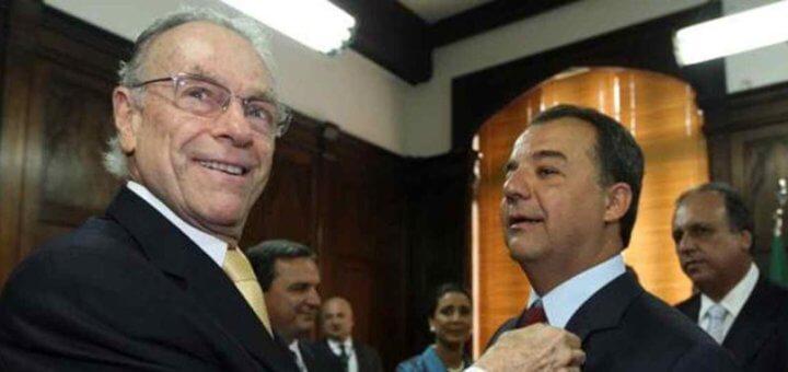 Ex-presidente do COB  e ex-governador estão presos