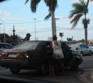 Mesmo com fiscalização, transporte irregular segue