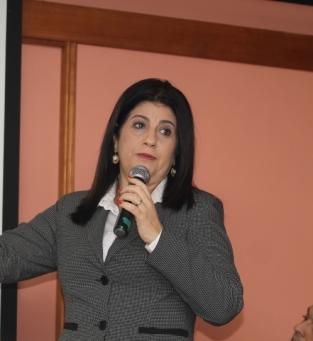 Ex-prefeita Rosinha Garotinho