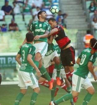 Time perde contra o Palmeiras