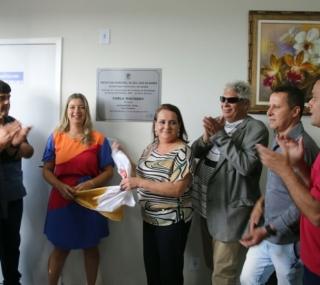 Inauguração de obras e reformas em SJB