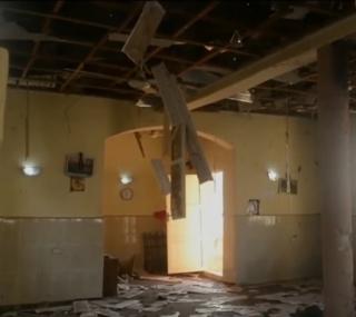 Ataque aconteceu em mesquita