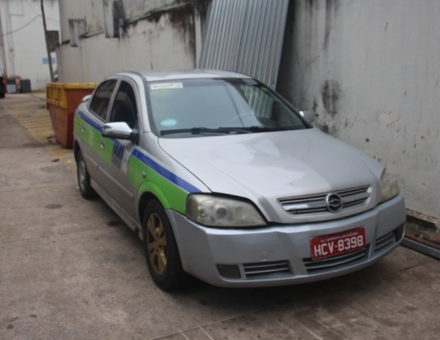 Taxista foi torturado em assalto