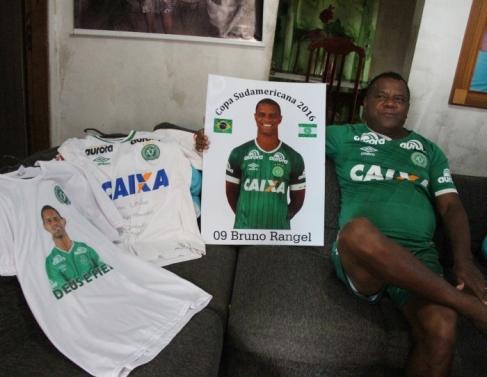 Joelson, irmão de Bruno Rangel