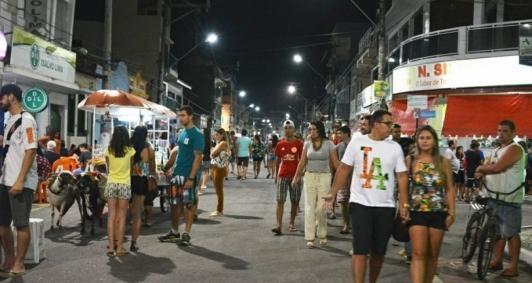 Prefeitura já prepara ruas para o verão