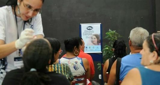 Projeto Olhando Campos (Foto: Divulgação)