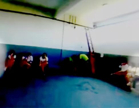 Adiana Ancelmo e Rosinha Garotinho na mesma cela