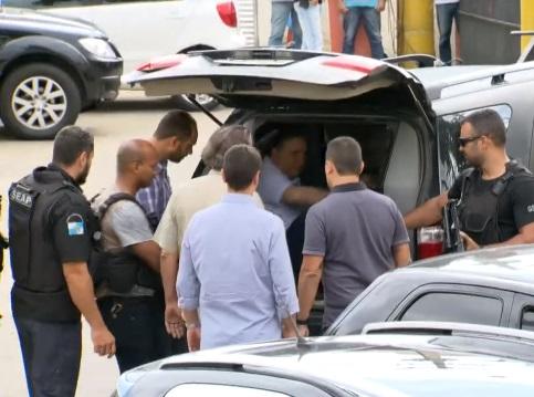 Garotinho continua preso em Bangu