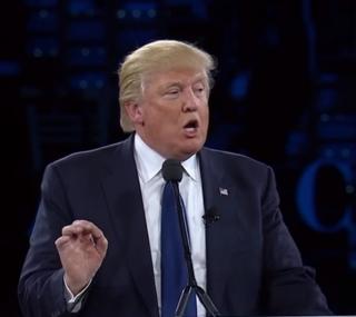 Declaração de Trump causou revolta