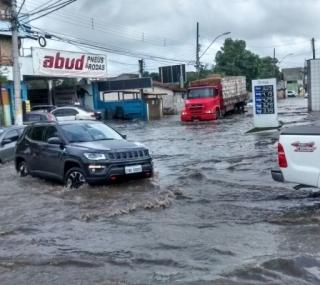 Rua Rocha Leão no Caju