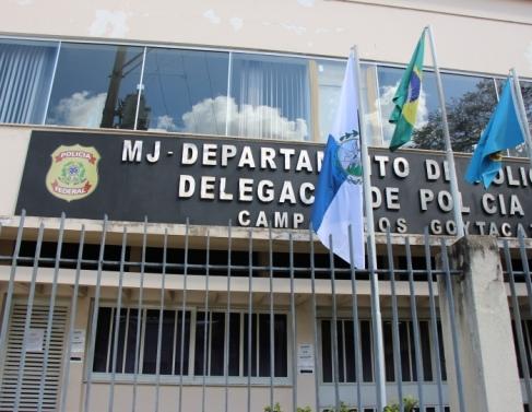 Delegacia da Polícia Federal