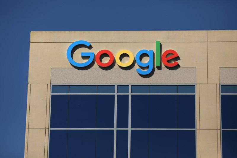 Escritório do Google em Irvine, na Califórnia 07/08/2017 REUTERS/Mike Blake