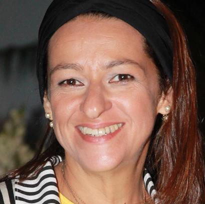 Jornalista Júlia Maria
