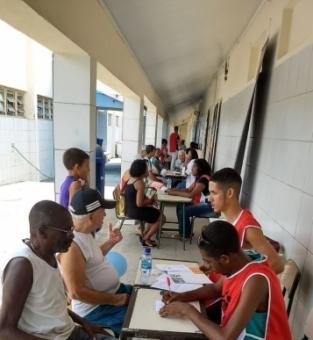 Grupo realiza ações em diversas comunidades